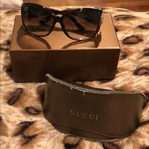 Gucci sunglasses.  GG 3027/s.  Great condition.